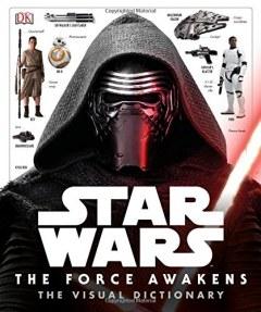 [代購]Star Wars: The Force Awakens Visual Dictionary 星戰寶典
