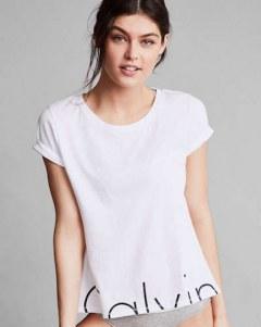 [代購]Calvin Klein Capsule Modal Tee 甜美又性感的 T恤