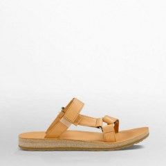 [代購]Teva WOMEN UNIVERSAL SLIDE LEATHER 穿脫自如皮革涼鞋
