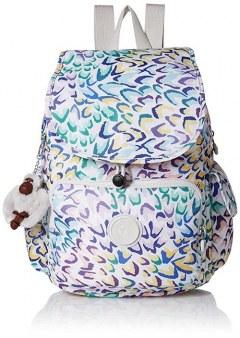 [代購]Kipling Ravier Printed Backpack 後背包