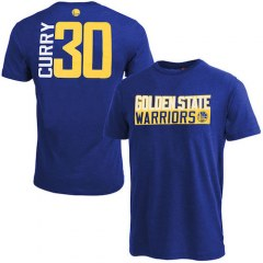 [代購]Mens Majestic Golden State Warriors Stephen Curry T恤