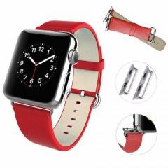 [代購]Aerb Genuine Leather Strap Wrist Band Apple Watch 錶帶