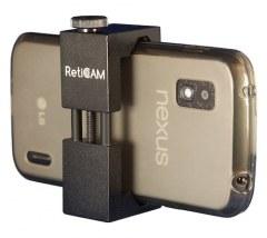 [代購]RetiCAM® Smartphone Tripod Mount 超實用的腳架接環