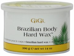 [代購]GiGi Brazilian Body Hard Wax, 14 Ounce 巴西除毛硬臘