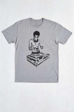 [代購]Bruce Lee DJ Tee 李小龍DJ 酷T