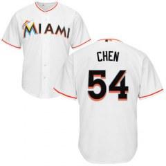 [代購]MLB Miami Marlins 邁阿密馬林魚-陳偉殷球衣