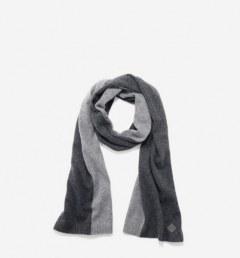 [代購]COLE HAAN男士喀什米爾混織圍巾Cashmere Blend Muffler