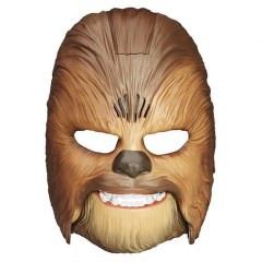 [代購]Star Wars The Force Awakens Chewbacca Electronic Mask 超開心的面具