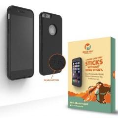 [代購]Mega Tiny Anti-Gravity Selfie Case iPhone 反重力自拍手機套