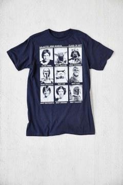 [代購]Star Wars Class Of 77 Tee 復古星戰T恤
