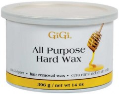 [代購]GiGi All Purpose Hard Wax 14oz 沙龍級巴西除毛硬臘