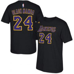 [代購]Mens Los Angeles Lakers Kobe Bryant Black Mamba 向黑曼巴致敬