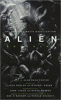 [代購]Alien:Covenant-The Official Movie Novelization 異形:聖約原文電影小說