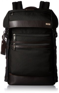 [代購]Tumi Alpha Bravo Kinser Flap Backpack 後背包