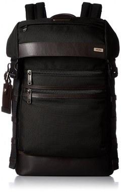 [代購]Tumi Alpha Bravo Kinser Flap Backpack 後背包