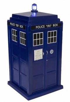 [代購]Doctor Who Flight Control Tardis Vehicle 時空穿梭機