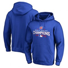 [代購]Mens Chicago Cubs 2016 World Series Champions Pullover Hoodie 連帽外套
