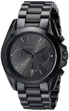 [代購]Michael Kors MK5550 Womens Bradshaw Black 黑色女錶