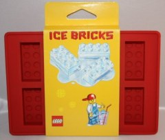 [代購]Lego Ice Cube Bricks Tray 打造你的樂高冰雕城堡吧!