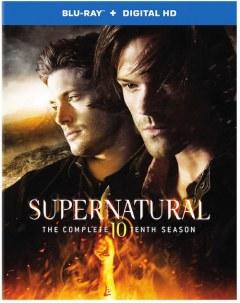 [代購]Supernatural [Blu-ray] 超自然檔案原版影集 第1~9季全套藍光DVD