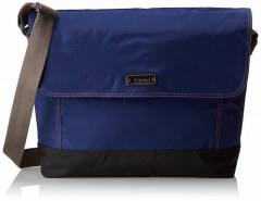 [代購]LeSportsac Mens Utility Messenger Bag 男仕郵差包款
