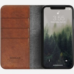 [代購]Nomad LEATHER FOLIO - iPhone x, 7/8/8 Plus 高質感皮夾手機套