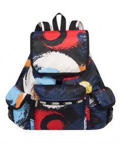 [代購]LeSportsac Voyager Backpack 旅行背包